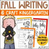 Fall Writing Kindergarten   Fall Writing Prompts & Activities