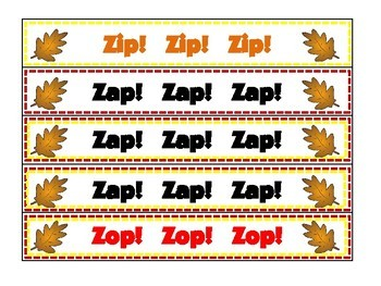 Fall ZAP Identifying Independent and Dependent Clauses