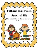 Fall and Halloween Survival Kit