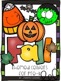 Fall and Halloween-Themed Center Activities for Pre-K