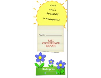 Fall and Spring Conference Reports K
