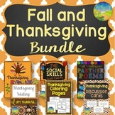 Fall and Thanksgiving Bundle