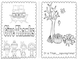 Fall and Thanksgiving Speech Therapy Articulation Bundle F
