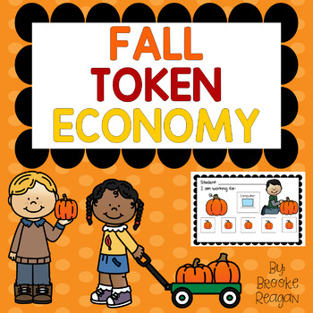 Token Economy- Fall Themed