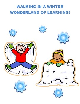 Fall and Winter Learning Posters (Without Scripture)
