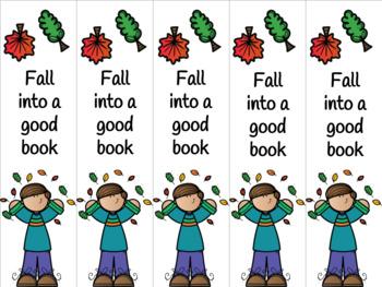 Fall boy 2 bookmark