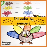Color By Number (Fall)