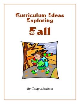 Fall curriculum ideas