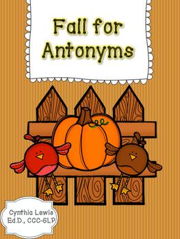 Fall for Antonyms