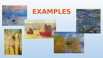 Fall in Love With Claude Monet