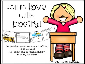 Fall in Love with Poetry!