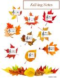 Fall-ing Notes