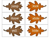 Fall-ing for Verbs