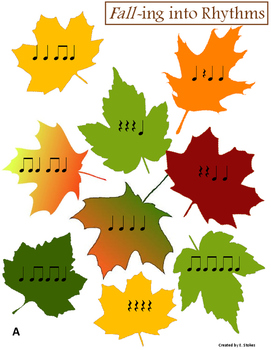 Fall-ing into Rhythms: A Rhythmic Dictation and Listening Activity