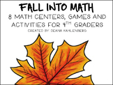 Fall into Math!