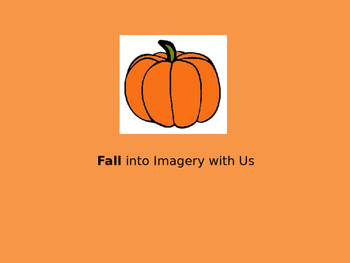 Fall into Imagery With Us
