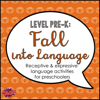 Fall into Language (PreK)