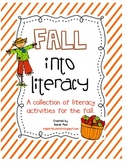 Fall into Literacy: Literacy activities for the fall