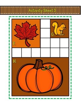 Fall into Multiplication and Division Workstations {3.OA.A.1,2,3 & 3.MD.C.7.b,c}