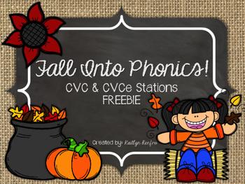 CVC/CVCe Stations - SAMPLE