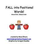 Fall into Positional Words!