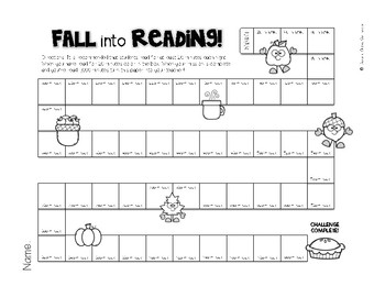 Fall into Reading: A New Twist on the Reading Log