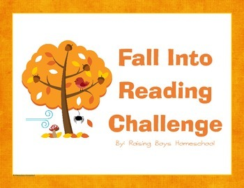 Fall (into) Reading Challenge