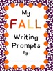 Fall into Writing: 20 Writing Prompts