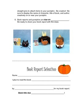 Fall into a Book Project