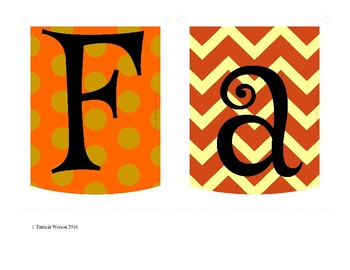 Fall is Fabulous Banner