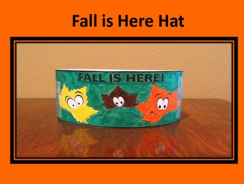 Fall is Here Hat