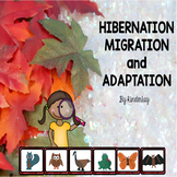 Hibernation, Migration, and Adaptation Activities for Youn