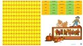 Fall is Here Word Search