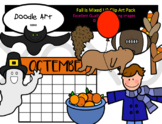 Fall is Mixed Up Clip Art Pack