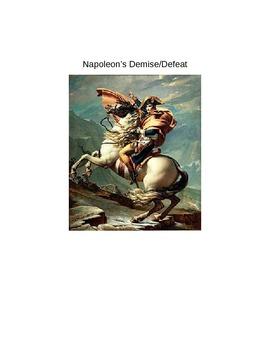 Fall of Napoleon Trafalgar and Russia