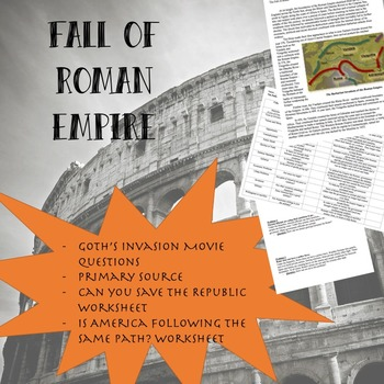 Fall of Roman Empire