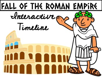 Fall of Roman Empire Timeline