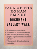 Fall of Rome: Document Gallery Walk