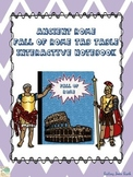 Fall of Rome - Interactive Notebook Tab Table