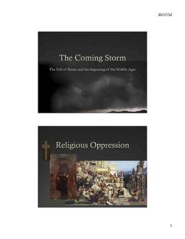 Fall of Rome Summary