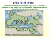 Fall of Rome ppt World History