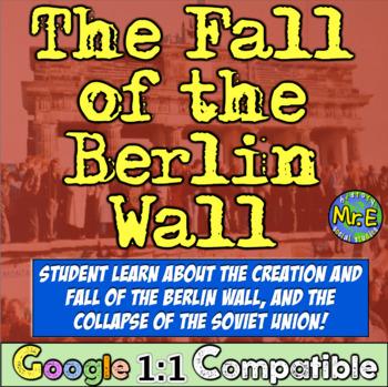 Fall of the Berlin Wall & of the Soviet Union! Analyze why Soviet Union failed!