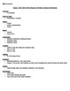 Fall of the House of Usher by Poe vocabulary, questions, a
