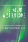 Fall of the Roman Empire (Packet)