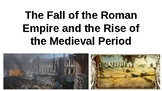 Fall of the Roman Empire and Rise of the Middle Ages PPT presentation