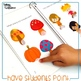 Fall or Autumn Negation Interactive Book for Speech Therapy