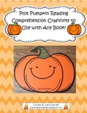 Fall or Halloween Themed Plot Pumpkin Book Craftivitity to Use With Any Book!