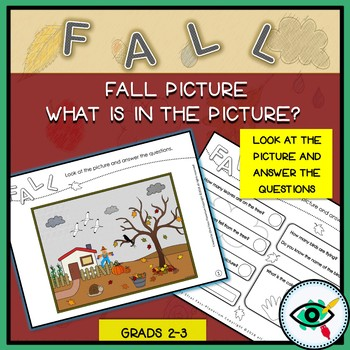 Fall picture activity