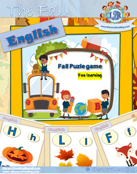 Fall project: game and literacy - PUZLE