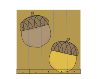 Fall puzzles (1-5)